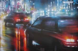 City Lights Street Art - Camden
