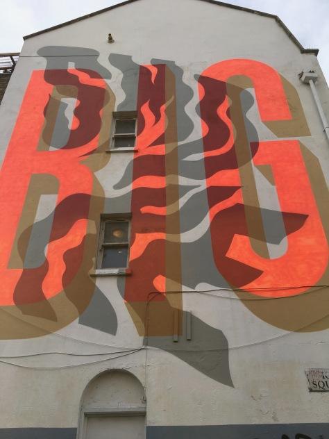 Big Smoke Street Art - Hoxton