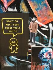 Random Street Art - Soho