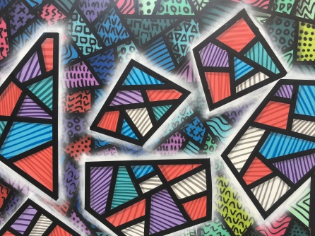 Abstract Street Art 2 - Camden